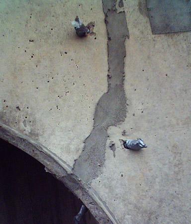 Rissverpressung beton